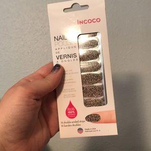 2/$20 incoco leopard nails